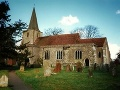 Kostol sv. Mikuláša, Pluckley,