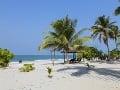 Oblasť okolo pláže Ngwe