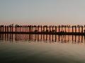 U Bein Bridge -