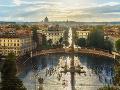 Piazza del Popolo v