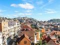 Mesto Antananarivo, Madagaskar