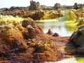 Etiópska púšť Danakil