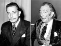 Salvador Dalí v roku