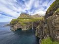 Mulafossur, Faerské ostrovy