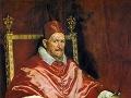 Portrét pápeža Inocencia X.