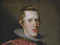 Portrét kráľa Filipa IV.