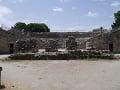 Amfiteáter v meste Kos
