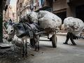 Manshiyat Nasser, Mesto odpadkov