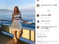 Caroline Wozniacki v Portofine
