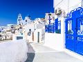 Santorini, Pyrgos