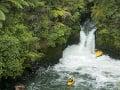 Splav rieky Kaituna na