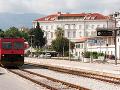 Stanica v Splite
