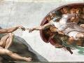 Michelangelovo Stvorenie sveta