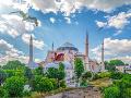 Hagia Sofia v Istanbule