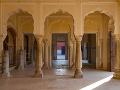 Palác Hawa Mahal v