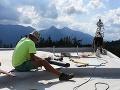 Stavebný ruch v Bachledovej