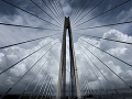 Most nad Panamským prieplavom