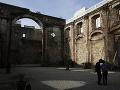 Ruiny kostola La Compania