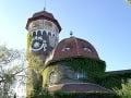 Vodárenská veža vo Svetlogorsku.