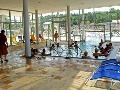 Vnútorný bazén...