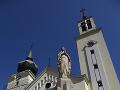 Farský kostol Návštevy Panny