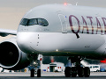 Lietadlo Qatar Airways