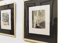 Grafiky Edgara Degasa