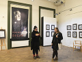 Oddelenie grafiky Edgara Degasa