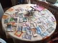 Štefanova zbierka peňazí