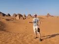 Pyramídy v Sudáne už
