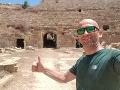 Štefan v Líbyi