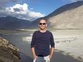 Štefan na afganskej hranici
