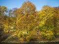 Jesenné farby v litovskom