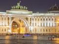 Ermitáž, Petrohrad