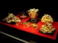 Ilustračné foto zlatých ingotov