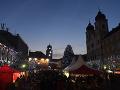 Vianočné trhy v roku