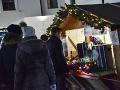 Vianočné trhy na západnej