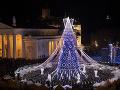 Vianočný strom a trhy