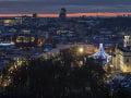Predvianočná atmosféra vo Vilniuse