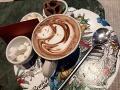 Horúca čokoláda s marshmallow