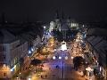 Výhľad na Košice z