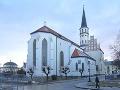 Zrekonštruovaná Bazilika svätého Jakuba
