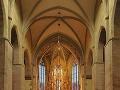 Gotický hlavný oltár Majstra