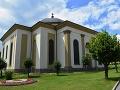 Na snímke evanjelický kostol