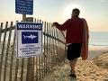 Varovanie pred žralokmi v