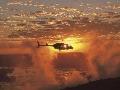 Pozrite sa z helikoptéry