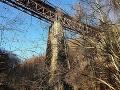 Na snímke Čertov viadukt