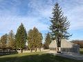 Vojnový cintorín z prvej