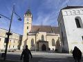 Katolícky kostol Mučeníckej smrti