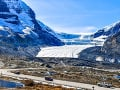 Athabasca Glacier, Columbia Icefield